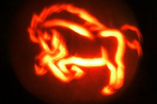 #Halloween – Les plus belles citrouilles équestres