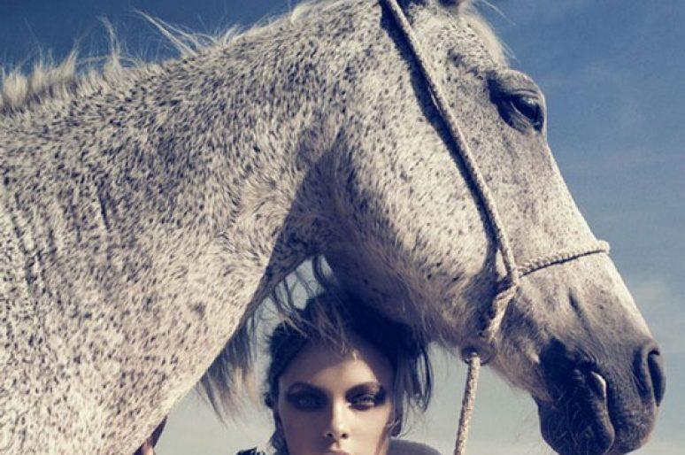 [Fashion] Signe Vilstrup récidive avec Vanity Fair Italia