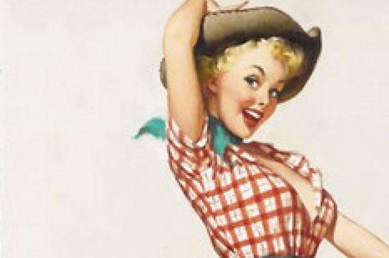#3 Inspirations de la semaine : Cow-Girls