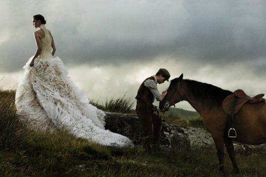 [Fashion] War Horse, le film en Vogue