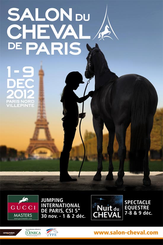 Concours 14 places pour le salon du cheval 2012 gagner for Salon du cheval montpellier 2017