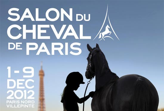 Salon du Cheval de Paris 2012