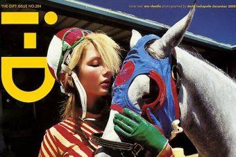 Comme cul et cheval, la «Horse Story» de David Lachapelle