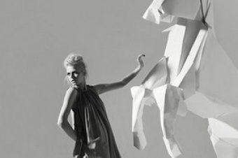 Le cheval de papier de Jonas Lundqvist