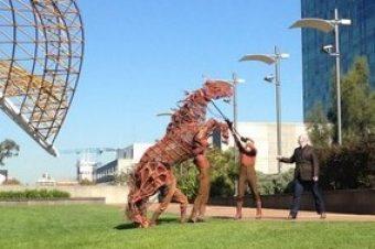 War Horse s'installe à Melbourne