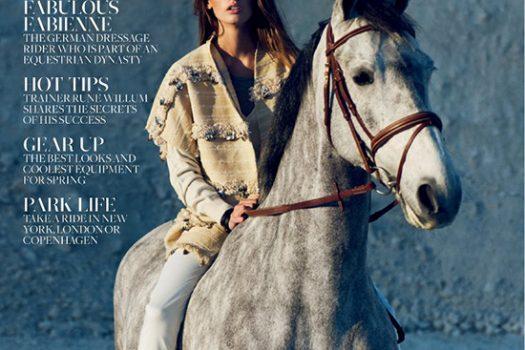 Le PonyTales de Ditte Isager pour Horse Rider's Journal