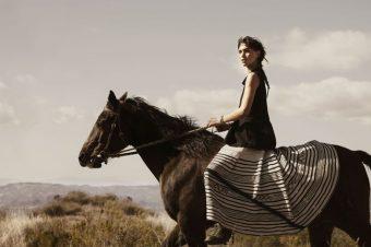 [Fashion Editorial] Ils l'appellent Arizona…
