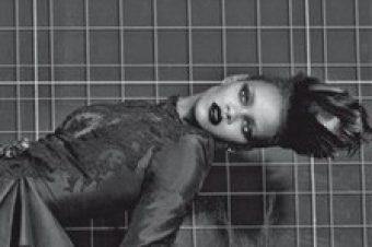 [Fashion] Rihanna, la chevauchée fantastique pour Vogue Italia