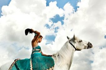 #Wedding Réinterprétation mythologique hindoue de Ross Oscar Knight