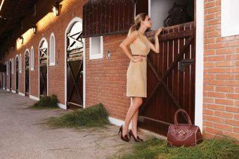 [Equestrian Fashion] Capodarte se fascine pour l'amazone