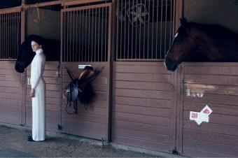[Editorial] Eliot Lee Hazel et The Horse Rider's Journal évangélise la cavalière