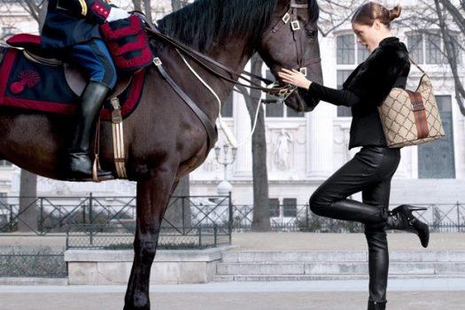 Longchamp s'offre la Garde Républicaine, enfin presque…