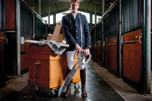 [LONDON 2012] Les cavaliers olympiques s'amusent chez Horse and Hound
