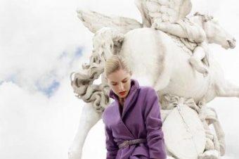 [Advertising] Le cheval blanc d'André : La renommée à cheval sur Pégase