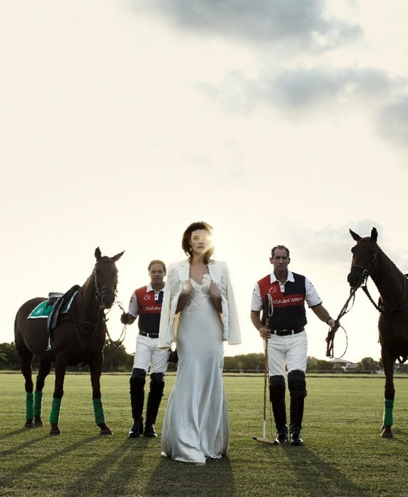 Town And Country Weddings: [Equestrian Wedding] Bettina Lewin For Town & Country