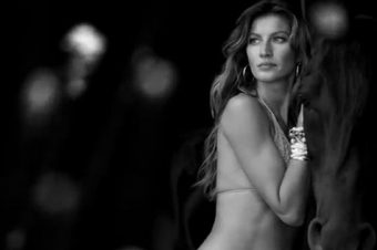 [Fashion] Gisele Bündchen et le cheval noir de David Yurman