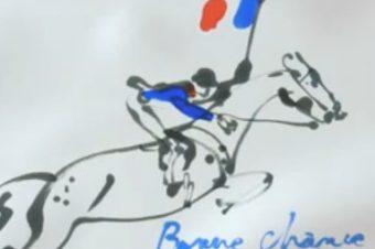 [Sponsoring] Hermès voit les Jeux en bleu à Londres