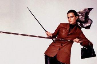[Advertising] Hermès : Leather Mistress