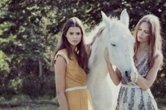 [Fashion] Le cheval blanc de Heartmade