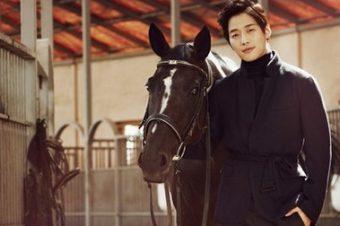 [Editorial] Kim Jae Won joue les garçons d'écurie pour SURE Magazine