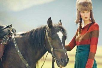 [Fashion] Toast, nature et chevaux caucasiens