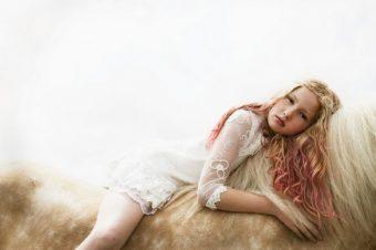 [Fashion Editorial] Hippique rustique chez Doolittle Magazine