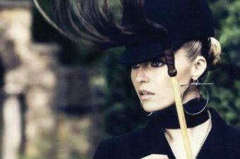 [Fashion Editorial] ELLE à la recherche de l'accessoire hippique