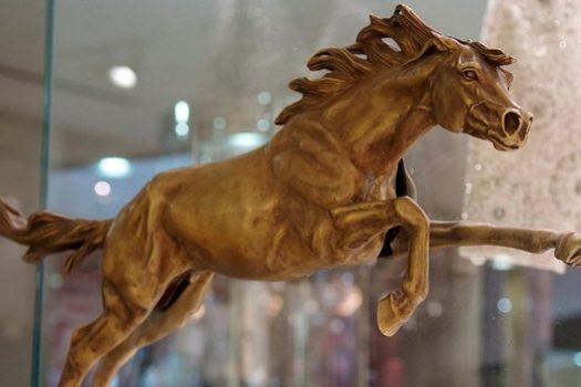 [Fashion & Exhibition] Chloé.Attitudes : H comme Horses