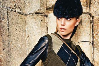 [Fashion Editorial] Les cavalières ont la ligne pour Madame Figaro