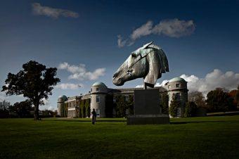 [Sculpture] Les oeuvres de Nic Fiddian-Green