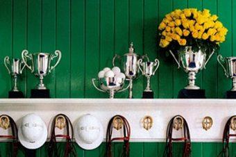 [Equestrian Lifestyle] Ralph Lauren Home : Modern Equestrian