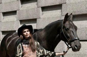 [Fashion] Only : un cheval dans la ville