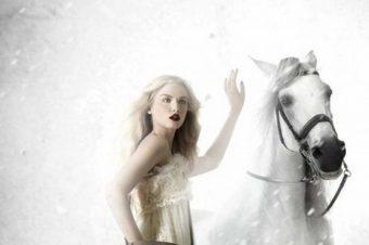 [Fashion] Le cheval blanc de Segue