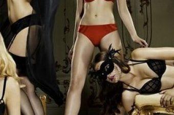 [Fashion Advertising] Le cheval en or de Marlies Dekkers