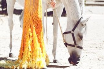 [Fashion Editorial] Le cheval blanc de Michael Cinco