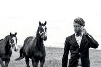 [Men Fashion Editorial] Le polo player brésilien ? Le juste chic.
