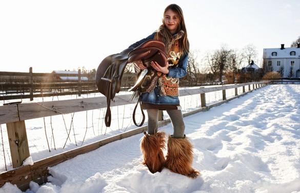Fashion] Rossella Grossi for Benetton Tween fall/winter 20122013