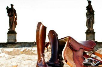 [Equestrian Apparel] Alberto Fasciani nous botte à l'italienne