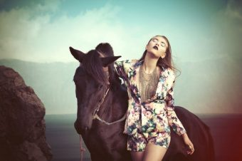 [Fashion] Le petit cheval de Patrick Owen