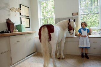 [Lifestyle] Un poney dans la cuisine de Miranda Brooks
