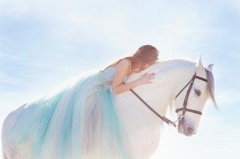 [Fashion] Le cheval blanc de Silvia Soler, spring-summer 2013