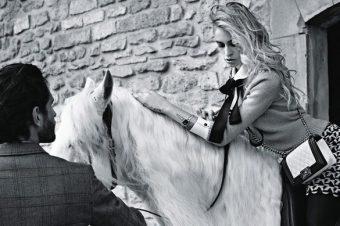[Fashion] Chanel remet le pied à l'étrier avec Alice Dellal & Jake Davies