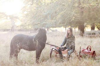 [Fashion Editorial] La balade en forêt de Ditte Isager