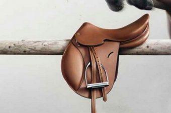 [Equestrian Apparel] La selle Hermès Cavale par Publicis EtNous