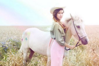 [Fashion Editorial] « My Little Pony » de Katrine Rohrberg