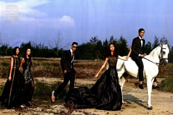 [Fashion Editorial] Nat Prakobsantisuk : silence, ça tourne !