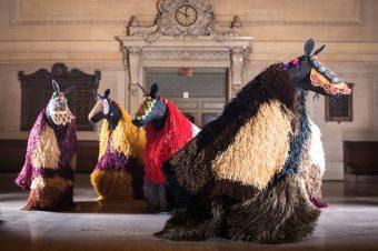 [Art Performance] Les drôles de chevaux de Nick Cave