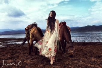 [Fashion] Les chinoiseries équestres de Jun C