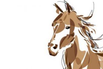 [Illustration] Santana Firpo : Horse