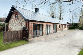 [Dream Barns] De vieilles écuries transformées en maison familiale